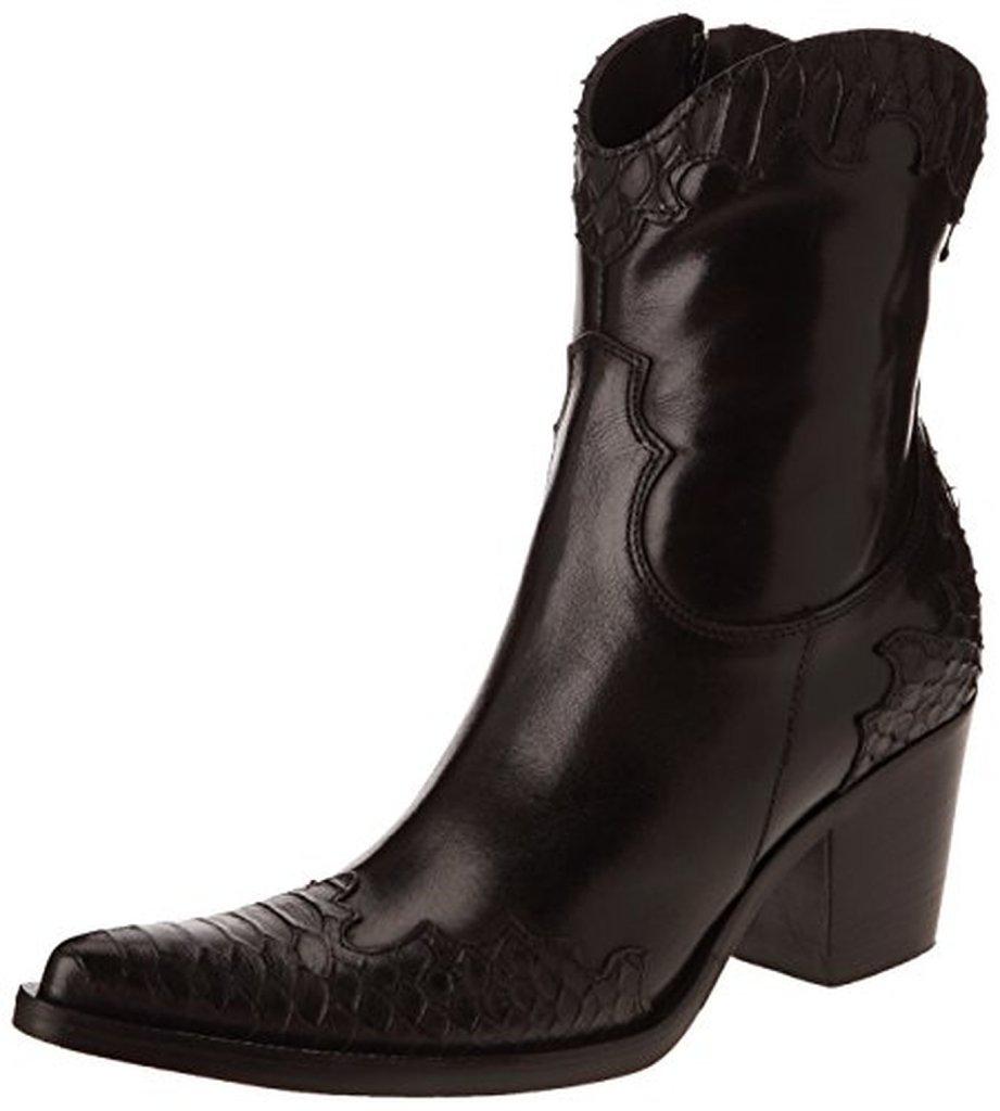 donna piu enea 8356 bottes western femme soldes allure. Black Bedroom Furniture Sets. Home Design Ideas