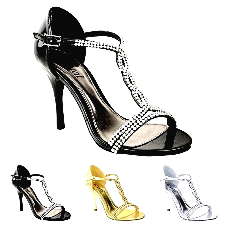 Escarpin femme soir e mari e mariage bal de promo mode for Femmes chaussures de mariage noir mariage