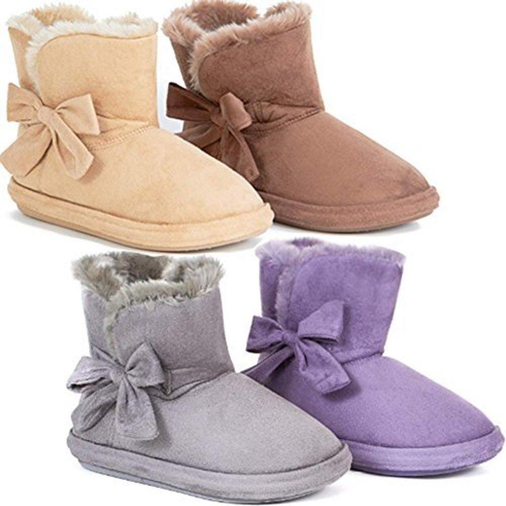 star distributors pantoufles femmes bottes d 39 hiver thermique chaussures fourrure chaude. Black Bedroom Furniture Sets. Home Design Ideas