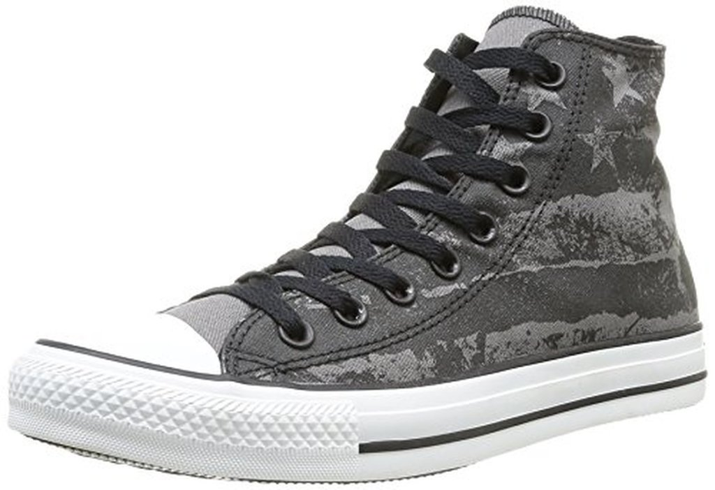 converse chuck taylor all star destroyed us flag