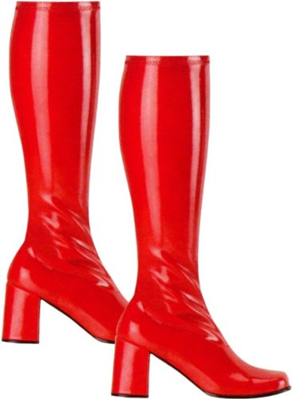 bottes rouges vernies femme pointure 38 soldes allure chaussure. Black Bedroom Furniture Sets. Home Design Ideas