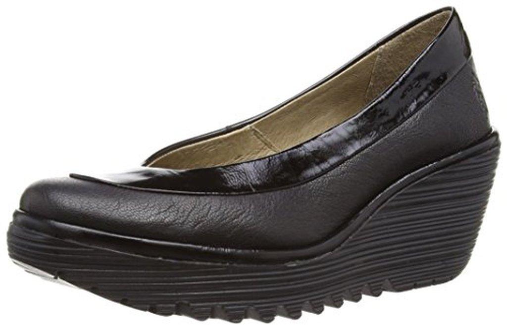 fly london yoko chaussures de ville femme soldes. Black Bedroom Furniture Sets. Home Design Ideas