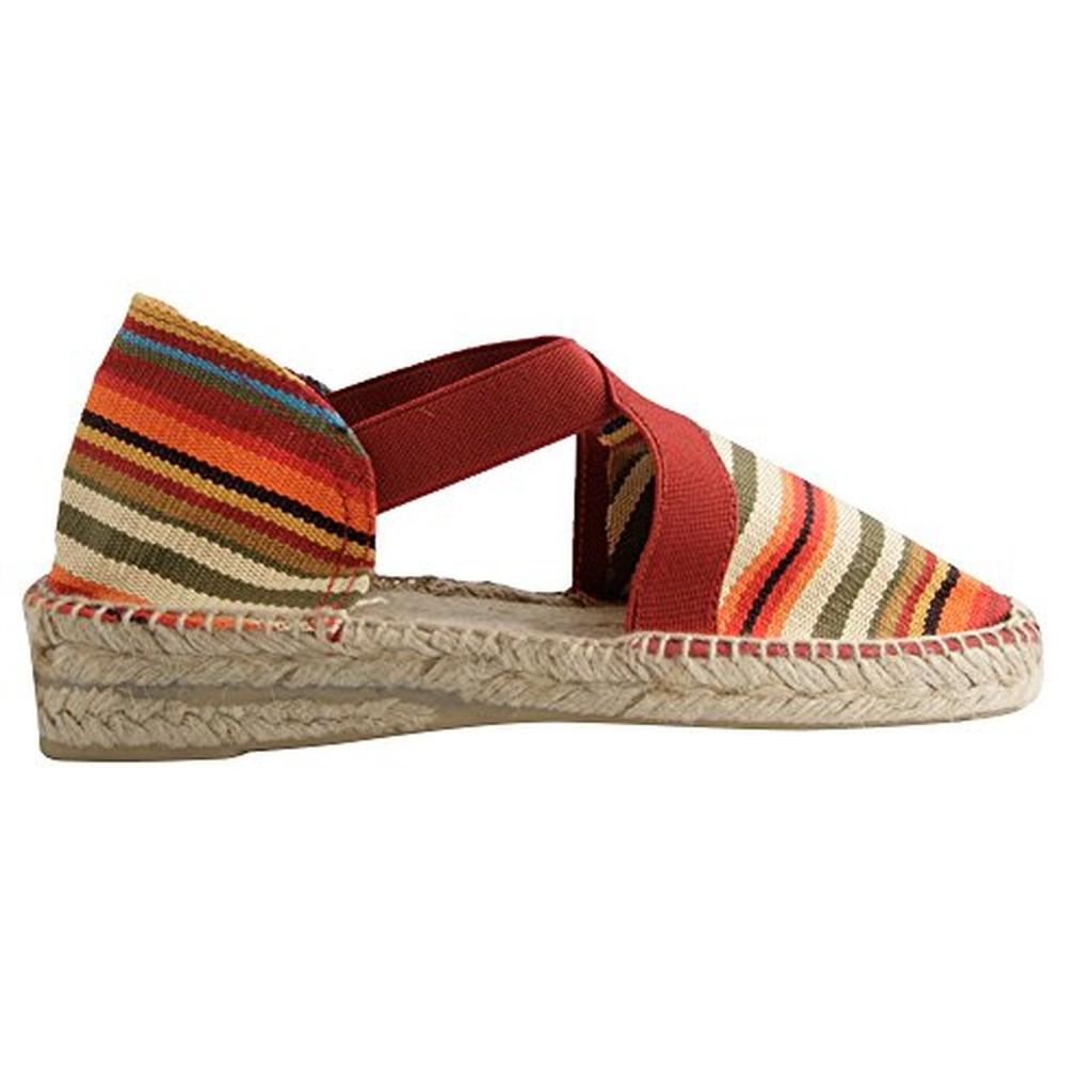 Exclusif Paris Eva, Chaussures femme Espadrilles 2016