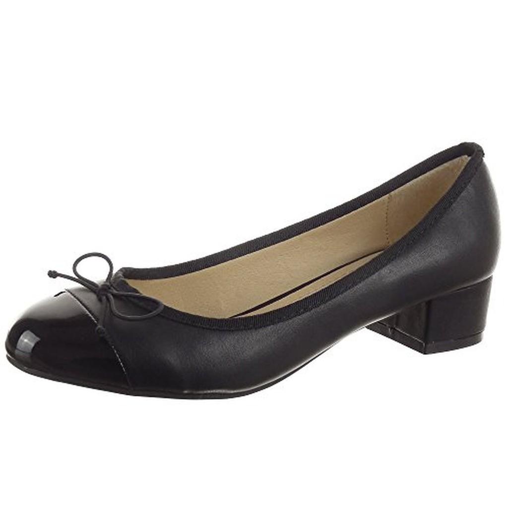 sopily chaussure mode ballerine cheville femmes n ud talon bloc 3 5 cm noir 2016 soldes. Black Bedroom Furniture Sets. Home Design Ideas