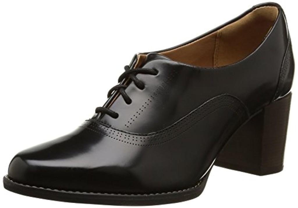 Clarks Tarah Victoria, Chaussures de ville femme 2016