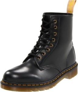 Dr Martens 1460 Vegan Black,  Boots mixte adulte 2016