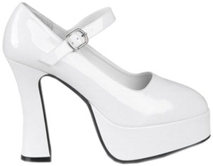 CHAUSSURES Disco Blanches – taille 41 2018
