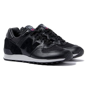 New Balance 576 Made In England Black Trainers 2018
