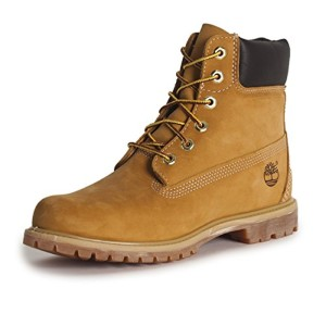 Timberland 6 In 6in Premium Boot-W, Bottes Classiques Femme 2018