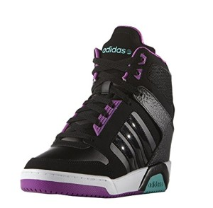 adidas – Chaussures montantes – Chaussure BB9tis Wedge – Noir – 40 2/3 2018
