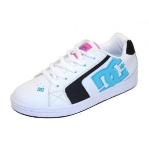DC Shoes Youth Net Skater Sneaker white 302362B trainer 2018