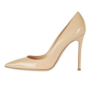 EDEFS – Escarpins Femme – Sexy High Heel Shoe – Stiletto Escarpin Nude – Chaussures Talons Aiguilles 10 CM 2018