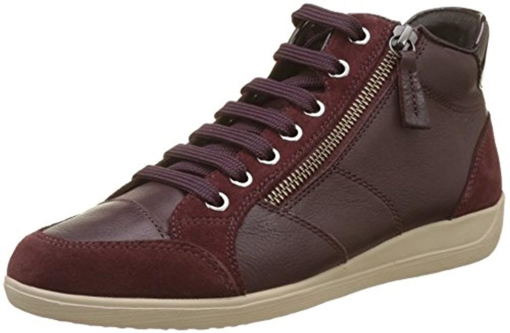 Geox myria C, Sneakers Hautes Femme 2018
