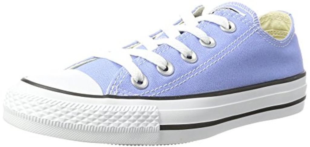 Converse Ctas Ox Pioneer Blue, Basses Mixte Adulte 2018