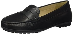 Geox D Elidia A, Mocassins (Loafers) Femme 2018