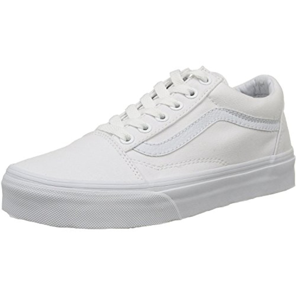 Vans Old Skool Classic Canvas, Baskets Basses Mixte Adulte 2018