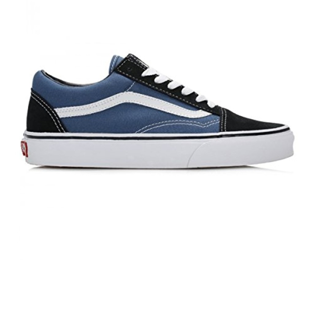 Vans Old Skool Classic Suede/Canvas, Baskets Basses Mixte Adulte 2018