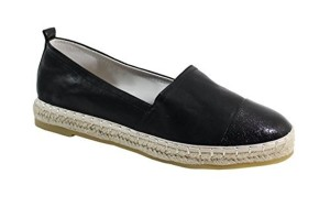 By Shoes – Espadrille Plate Style Cuir – Femme 2018