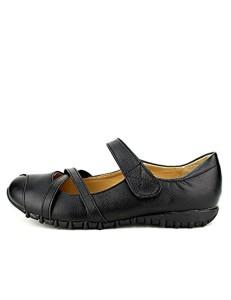 Cendriyon Ballerines Noires Libra Pop Confort Chaussures Femme 2018