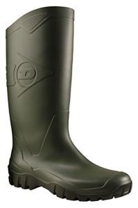 Dunlop  K680011 PVC KNIELAARS, Bottes en caoutchouc de hauteur moyenne, non doublées mixte adulte 2018