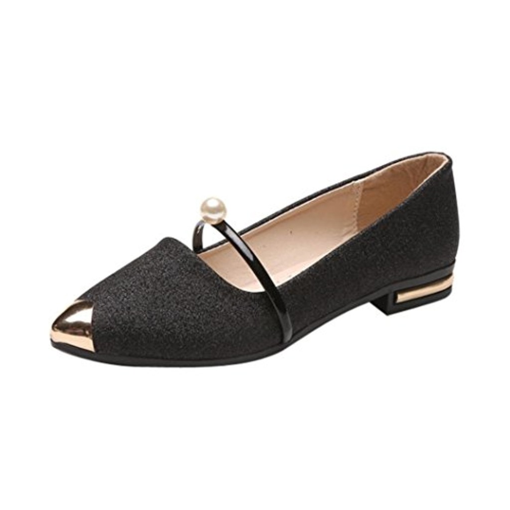 OverDose Ballerines Chaussures Plats, Femme Mocassins ...