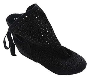 Bottes creuses chaussures femme d'été 2018