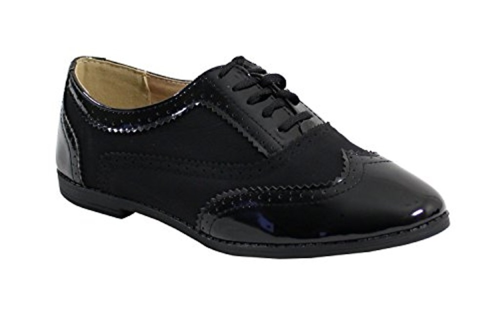 By Shoes - Chaussure Plate Style Derby - Femme 2018
