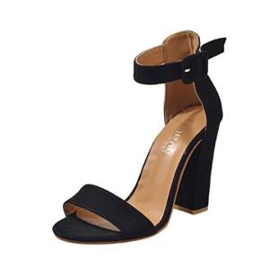 Sandales à talons hauts GreatestPAK élégantes femmes boucle sangle dames cheville sexy partie unique chaussures 2018