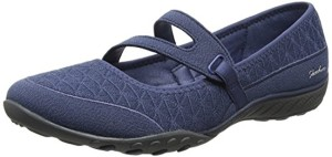 Skechers Breathe-Easy-Boss Lady, Mary Janes Femme 2018