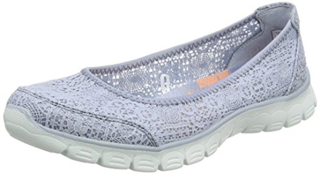 Skechers EZ Flex 3.0 Beautify Blue - Chaussures Basket Femme