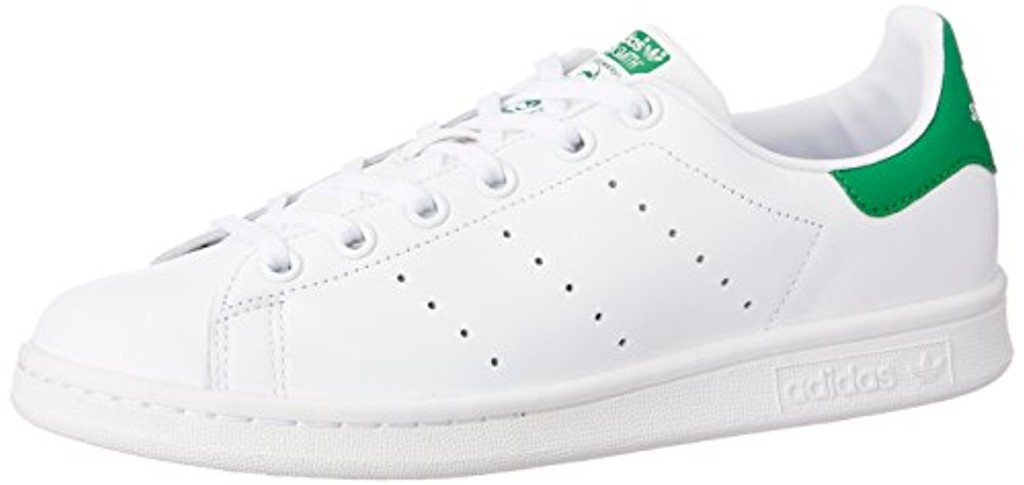 Adidas - Stan Smith Junior M20605 - Baskets mode Enfant / Fille 2018