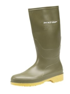 Dunlop , Bottes en caoutchouc garçon 2018