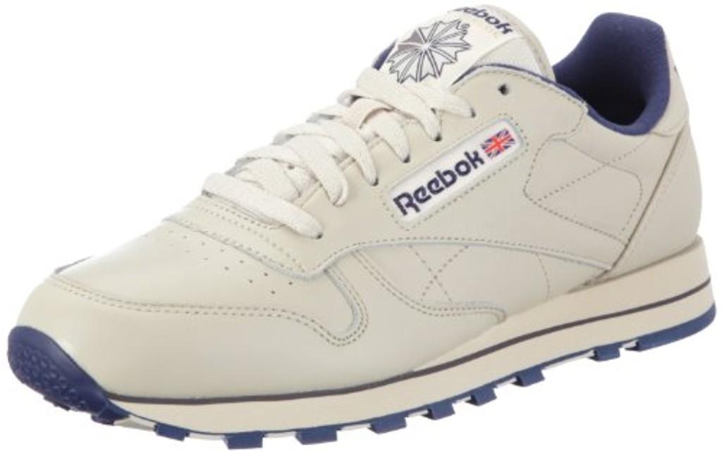 Reebok CL LTHR Chaussures d'athlétisme pour homme 2018