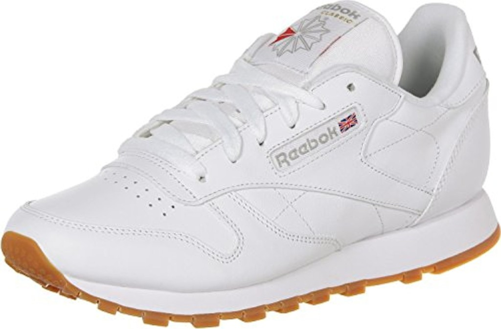 Reebok Classic Leather, Baskets Basses Femme 2018