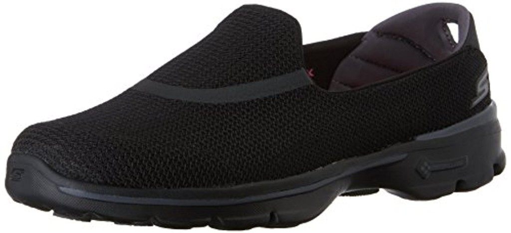 Skechers Go Walk 3, Baskets Basses Femme 2018