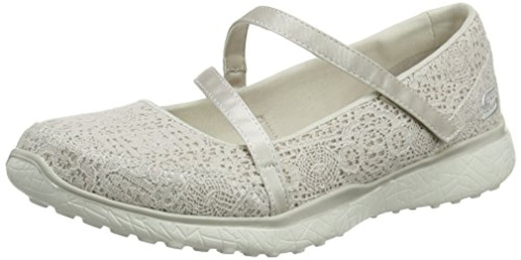 Skechers Microburst-Pure Cleanse, Mary Janes Femme 2018