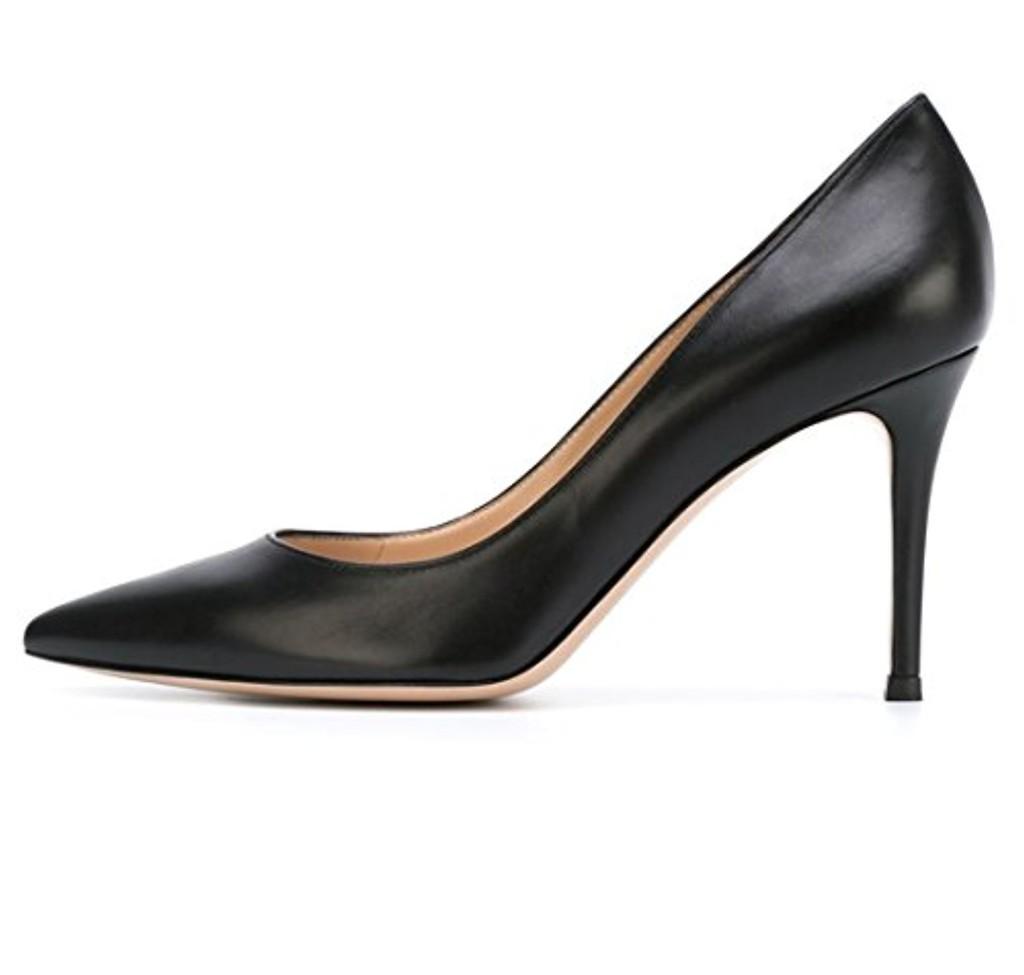 Soireelady Escarpins Femme,Sexy Talon Haut Chaussures,Escarpins Grande Taille 2018