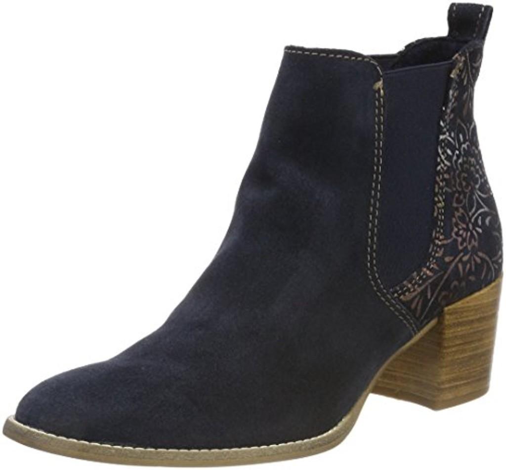 tamaris 25303 bottes chelsea femme 2018 soldes allure chaussure. Black Bedroom Furniture Sets. Home Design Ideas