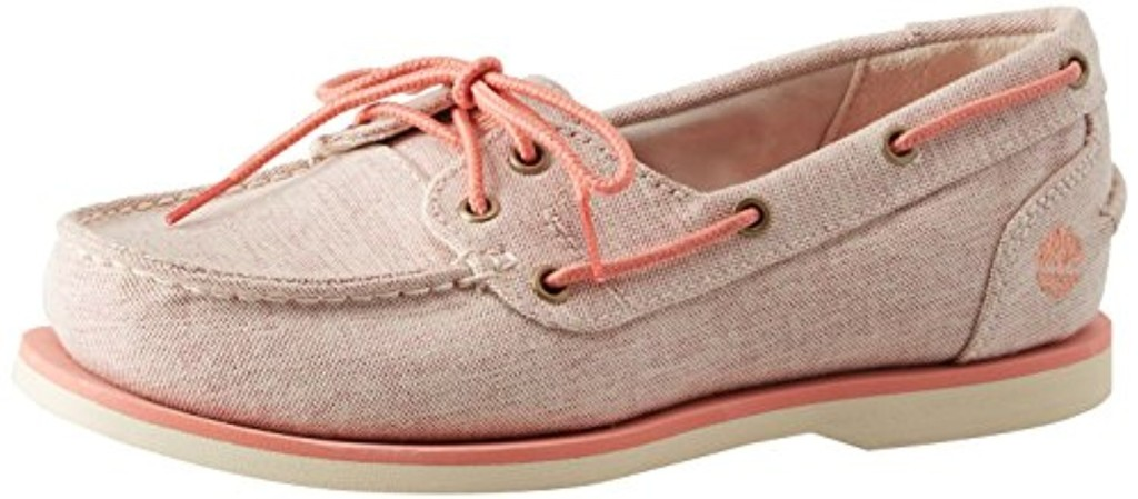 Timberland Classic Canvas, Mocassins (Loafers) Femme 2018