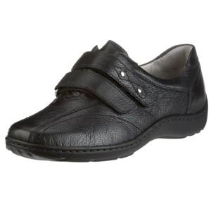 Waldläufer Henni 496301 Ama172 001, Chaussures à lacets femme 2018