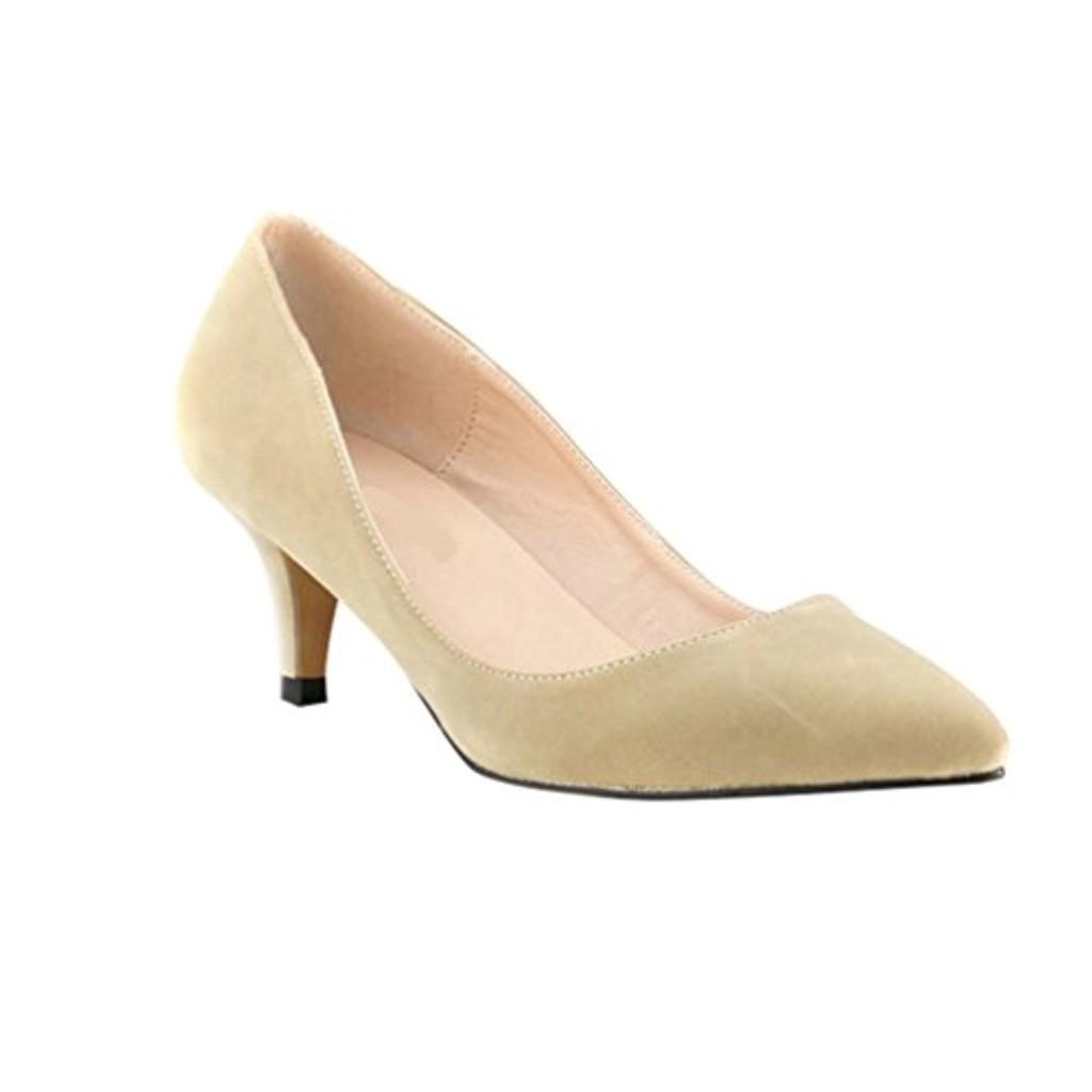 WanYang Femme Escarpins Talon Haut Sexy Stiletto Pointue Chaussures Escarpin Nu-pieds Aiguille Soirée 2018