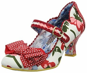 Irregular Choice Balmy Nights, Mary Janes Femme, Bleu 2018