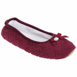 Chaussons style ballerines – Femme 2018