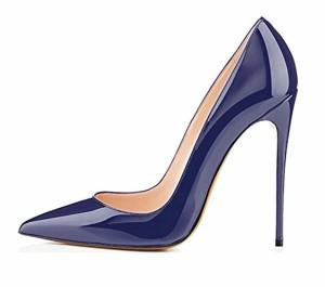 EDEFS Escarpins Femme – Sexy Talon Aiguille – 120mm High Heel Chaussures – Grande Taille 2018