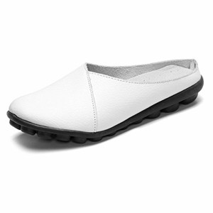 JRenok Femmes Chaussures à Plateforme Confortable Mocassins Loisir Chaussures de Ville Bateau à Enfiler Respirant 35-43 2018