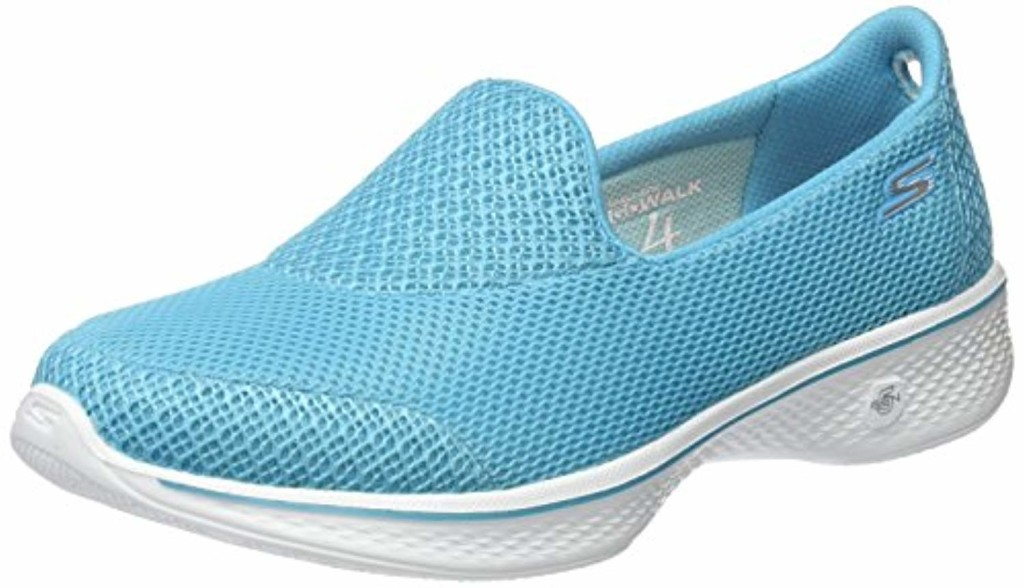 Skechers Go Walk 4 Propel, Baskets Basses Femme 2018