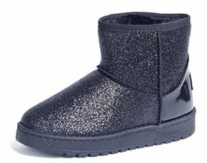 AgeeMi Shoes Femmes Neige Bottes Paillettes Bottines Hiver Short Mixte enfant Chaleureux 2018