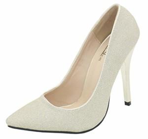AgeeMi Shoes Femmes Talon Haut Pointue Chaussures Légeres 2018