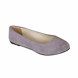 Chaussures de Été, Femme Sandales d'été Chaussures Plates Sandales Ballet de Loisirs Chaussures de Danse Grande Taill Multi-Couleur 2018