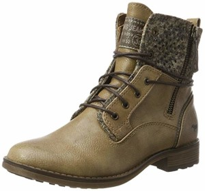 Mustang 1265-504-318, Bottes Femme, Marron (Taupe) 2018